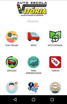 AUTO ESCOLA VITORIA screenshot 1