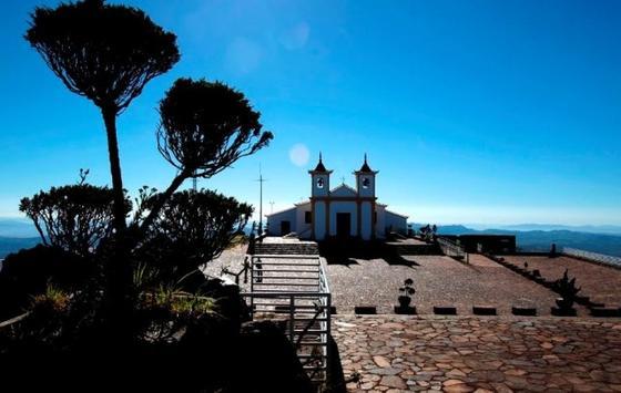 Santuário Basílica Nossa Senhora da Piedade screenshot 4