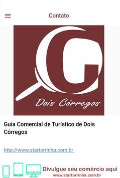 Guia Comercial e Turístico de Dois Córregos apk screenshot