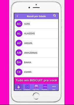Biscuit Brasil screenshot 1