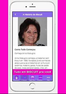 Biscuit Brasil screenshot 2