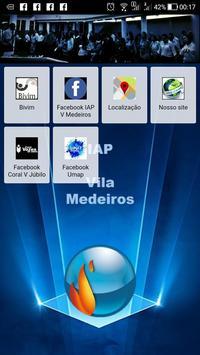 IAP Vila Medeiros poster