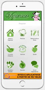 Veganear screenshot 1
