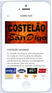 Costelão San Digo screenshot 2