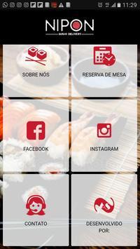 Nipon Sushi Joaçaba screenshot 2