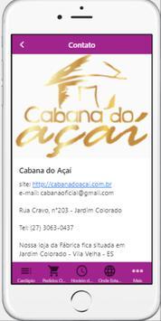 Cabana do Açaí screenshot 2