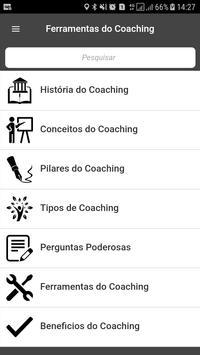 Ferramentas do Coaching screenshot 1