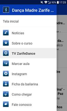 Curso de dança Madre Zarife Sales screenshot 1