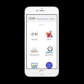 TF Soluções Interativas screenshot 1