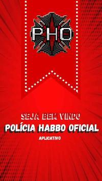 Policia Habbo Oficial poster