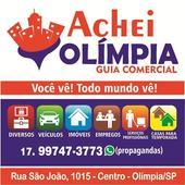 Guia Achei Olímpia icon
