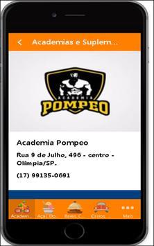 Guia Achei Olímpia screenshot 1
