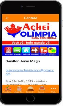 Guia Achei Olímpia screenshot 3