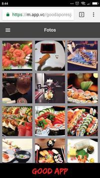 Good App Restaurante Japonês screenshot 5