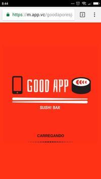 Good App Restaurante Japonês poster