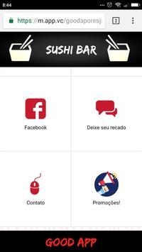 Good App Restaurante Japonês screenshot 1