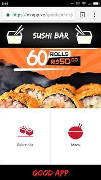 Good App Restaurante Japonês screenshot 3