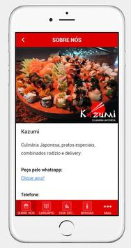 Kazumi screenshot 3