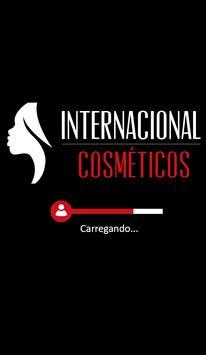 Internacional Cosméticos poster