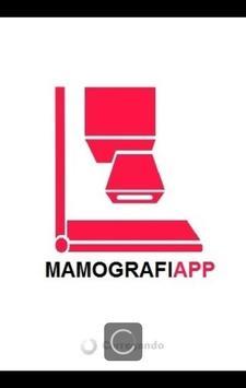 Mamografia App poster