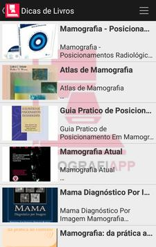 Mamografia App apk screenshot