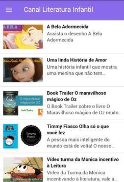 Literatura Infantil screenshot 3