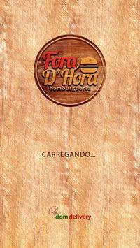 Fora D'Hora poster