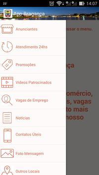 App Bragança apk screenshot
