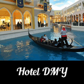 Hotel DMY icon