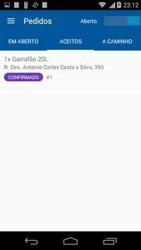 Juggo - PDV de Água (App para Vendedores) apk screenshot
