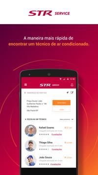 STR Service poster