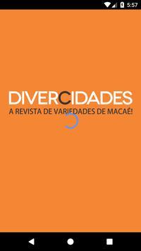 Divercidades poster