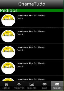 ChameTudo - Fornecedor apk screenshot