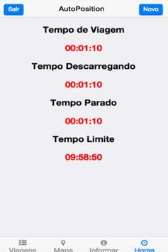 AutoPosition Controle apk screenshot