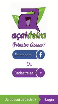 Açaideira Delivery poster