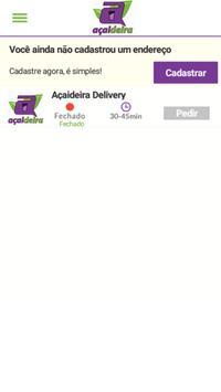 Açaideira Delivery screenshot 1