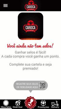 Carioca Delivery apk screenshot