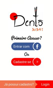 Dento Sushi poster