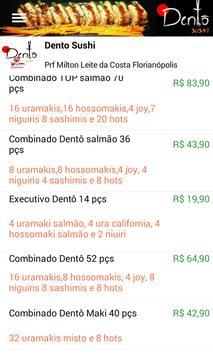 Dento Sushi apk screenshot