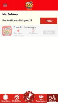 Pizzaria Encontro dos Amigos apk screenshot