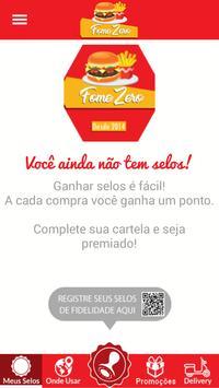 Fome Zero Sanduíches - Delivery apk screenshot