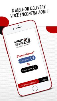 Hamoni Express poster