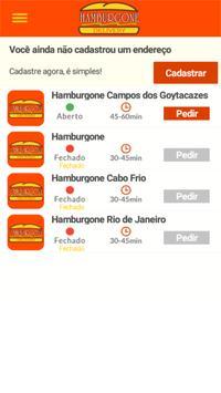 Hamburgone Delivery apk screenshot