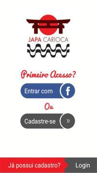 Japa Carioca poster