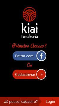 Kiai Temakeria Delivery poster