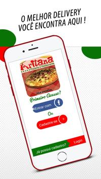 Pizzaria Aritana poster