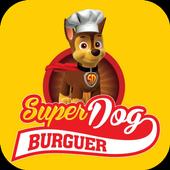 Super Dog - Delivery icon