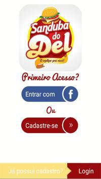 Sanduba do Del poster