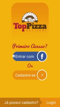Top Pizza - Delivery poster