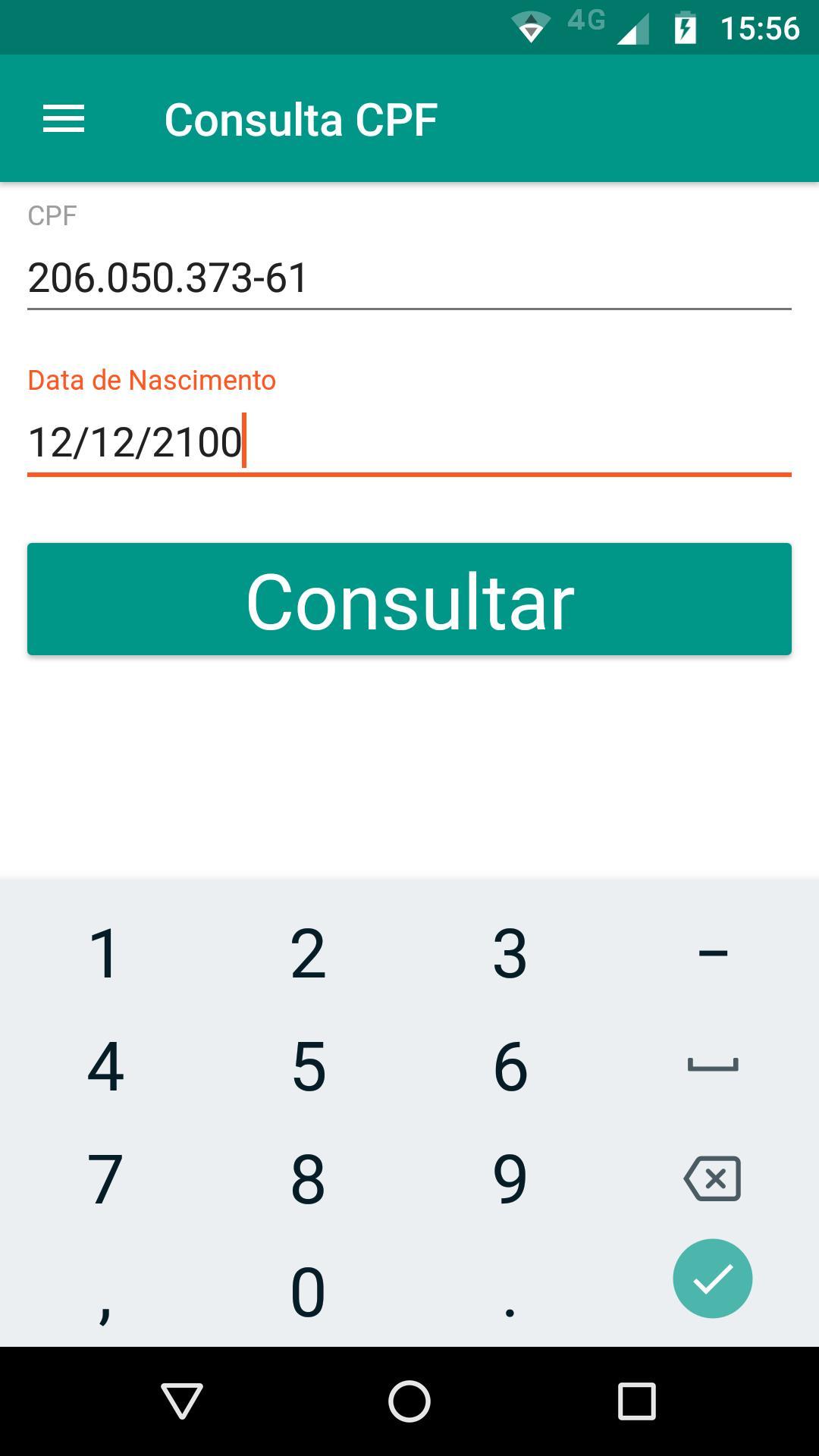 Consulta CPF for Android - APK Download